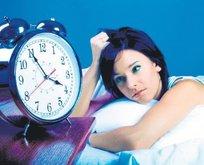 Baharatlı yeme uykusuzluk çekme