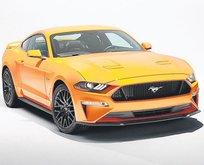 En hızlı Mustang