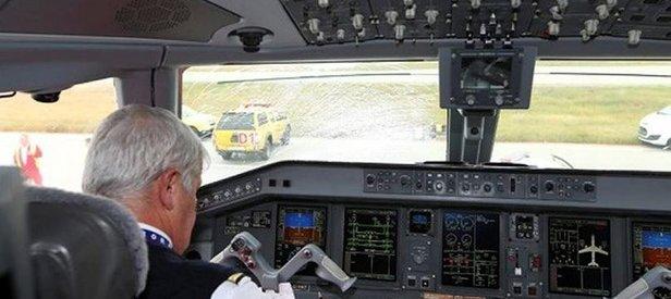 Fenerbahçe uçağında kabus anları! Zorunlu iniş yaptı