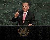 Erdoğan ABDde yoğun mesaide