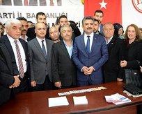 CHPden istifa eden 40 kişi AK Partiye üye oldu