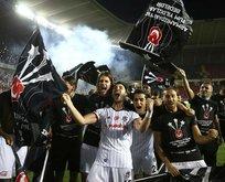 Beşiktaşlı futbolculardan şampiyonluk açıklamaları