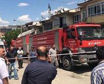 Ankara'da iş yerinde patlama!