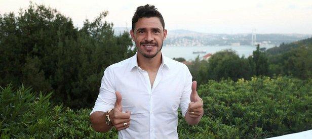 F.Bahçenin yeni transferi İstanbula geldi