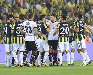 Kırmızı derbinin galibi Fenerbahçe