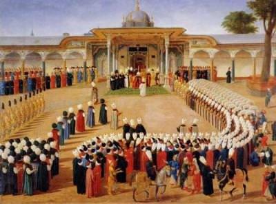 Osmanlı'da taht kavgaları