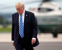 Trump tutulacak