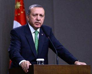 Erdoğandan son anket açıklaması