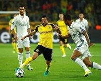 Dortmund'tan Real'e yine geçit yok!