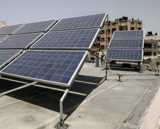 Türkiye Gazzenin enerji sorununu çözüyor