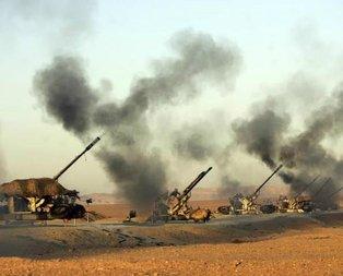 İran, IKBYnin dağlık bölgelerini bombalıyor
