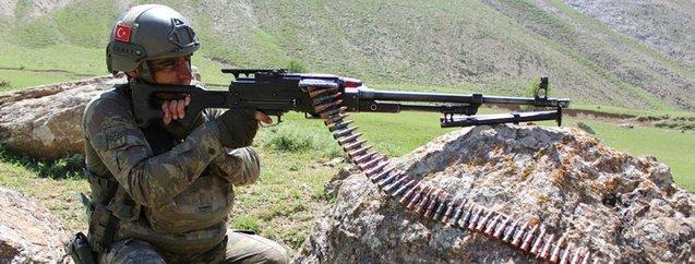 PKK'lı kalleşlerin korkulu rüyası: