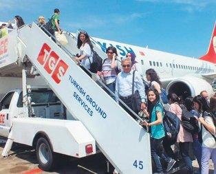 TL için uçak kaldırıyorlar