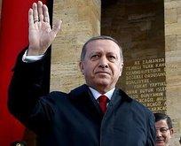 Cumhurbaşkanı Erdoğandan 29 Ekim mesajı!