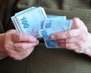 Emekliye çifte müjde